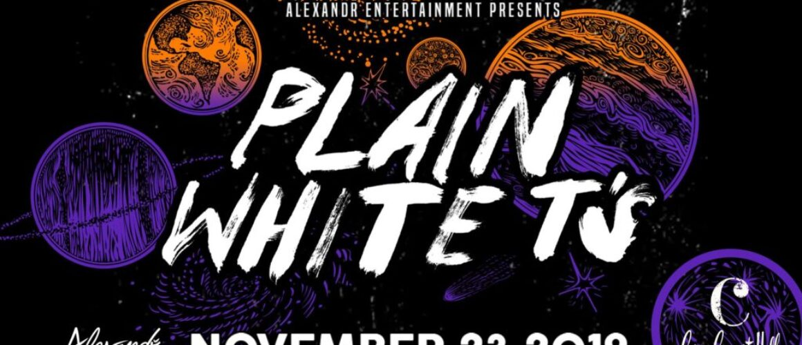 Plain White T's at Cargo Concert Hall