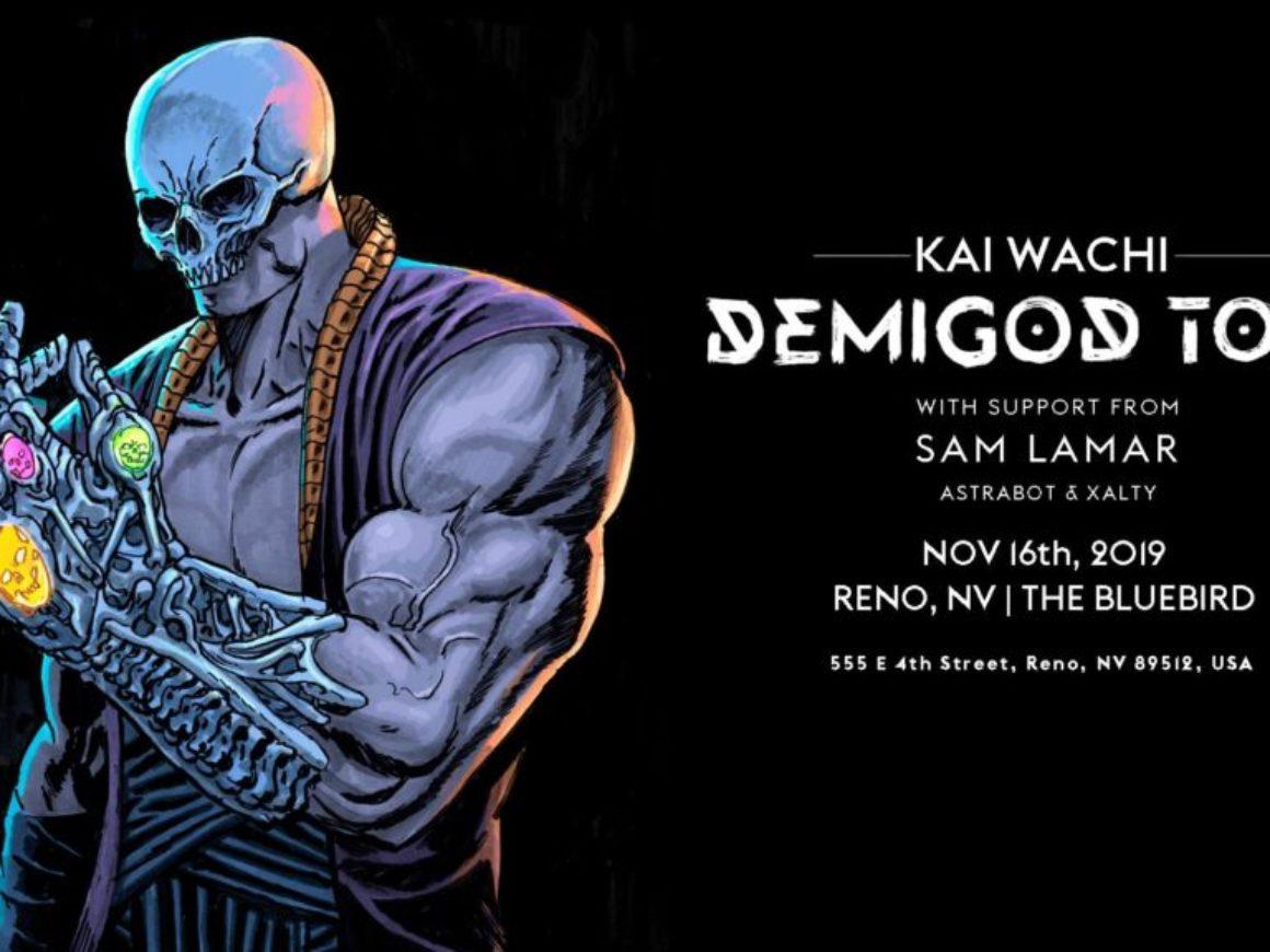 Kai Wachi Demigod