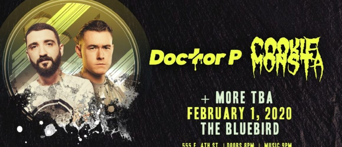 Doctor P and Cookie Monsta at The Bluebird