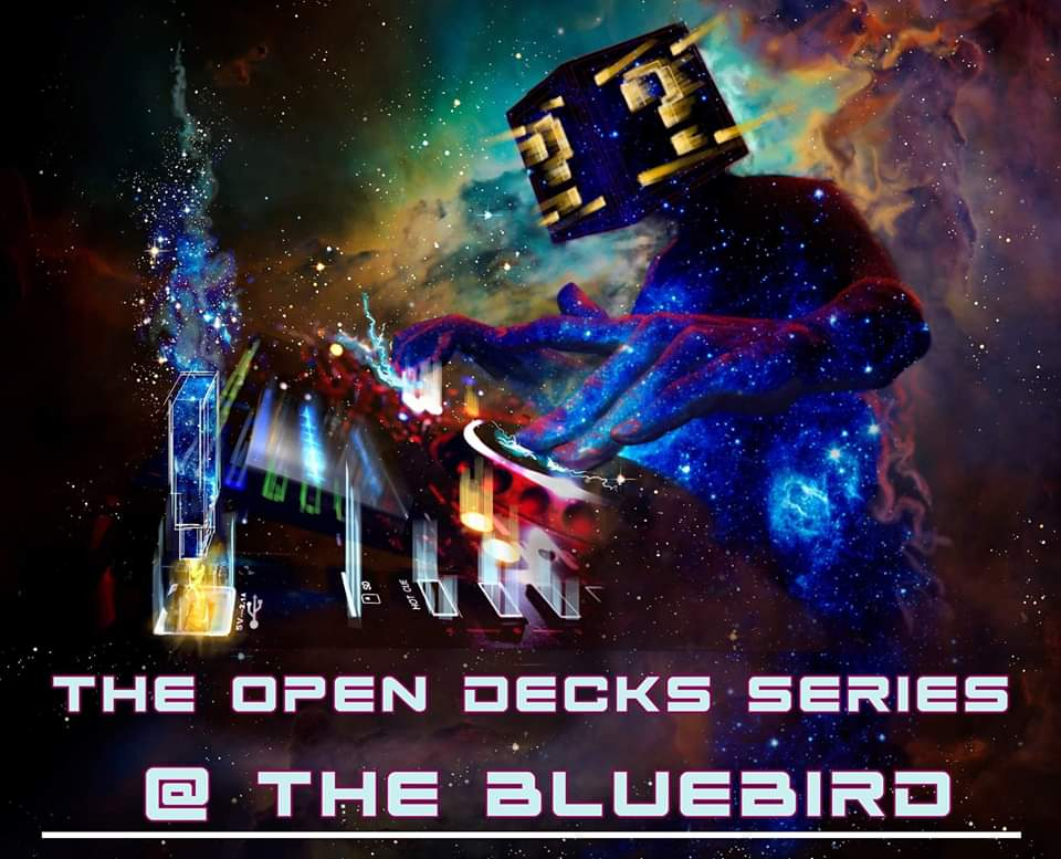 Open Decks Weekend - Solos and B2Bs