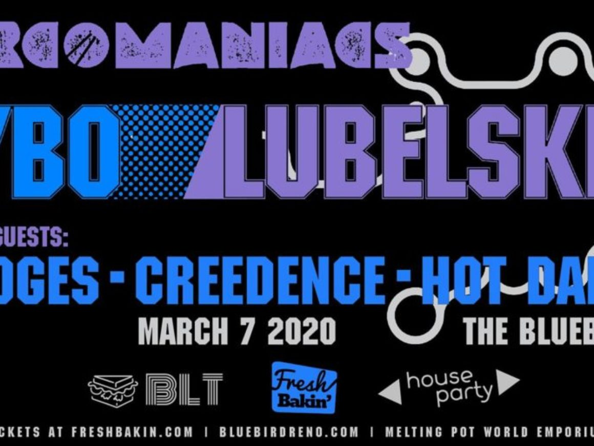 Percomaniacs Tour ft RYBO & Lubelski at The Bluebird