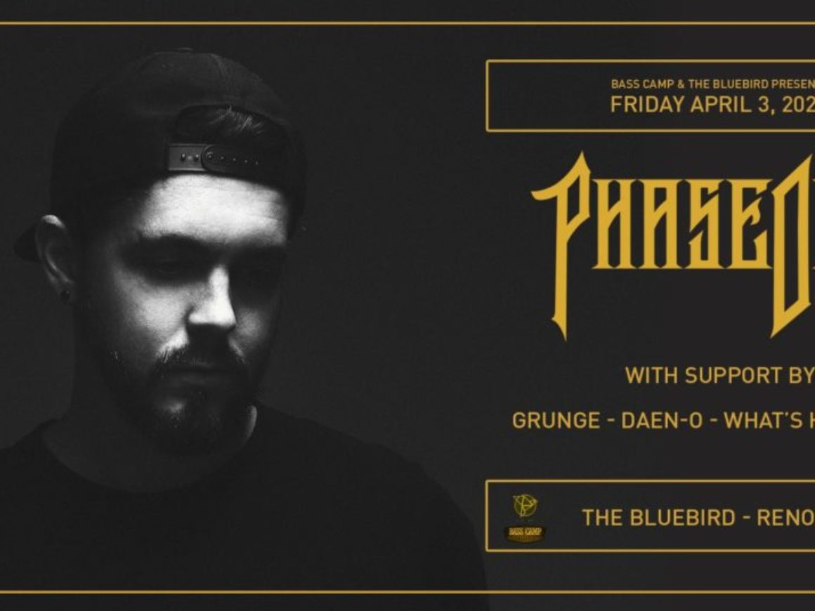 PhaseOne at The Bluebird